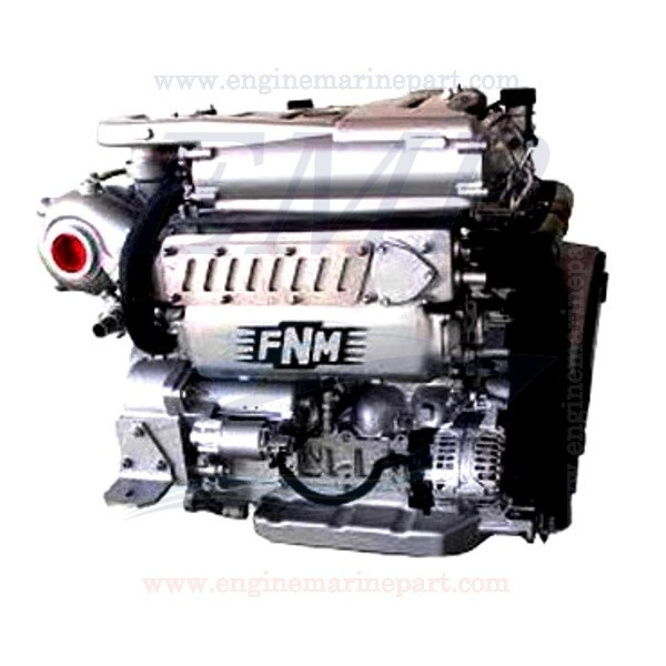 30HPE150 FNM 2998cc  Ricambi motore