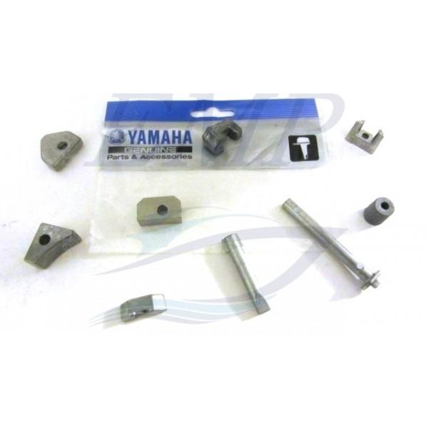 Anodi interni motore Yamaha
