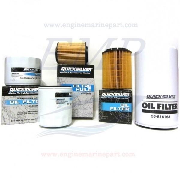 Filtro olio Mercruiser
