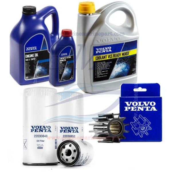 Tagliandi motori  benzina Volvo Penta