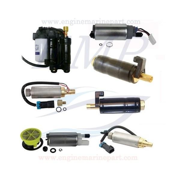 Pompe benzina  elettriche OMC