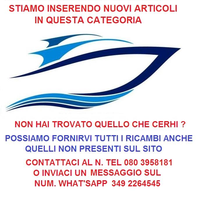 Filtri olio OMC